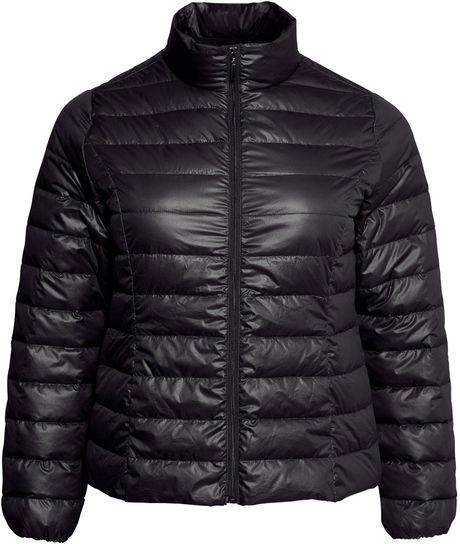 H&m Thin Down Jacket in