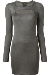 Isabel Marant Cutout Dress - Lyst