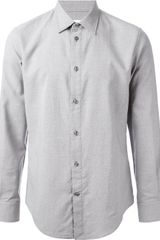 Maison Martin Margiela Collared Shirt - Lyst