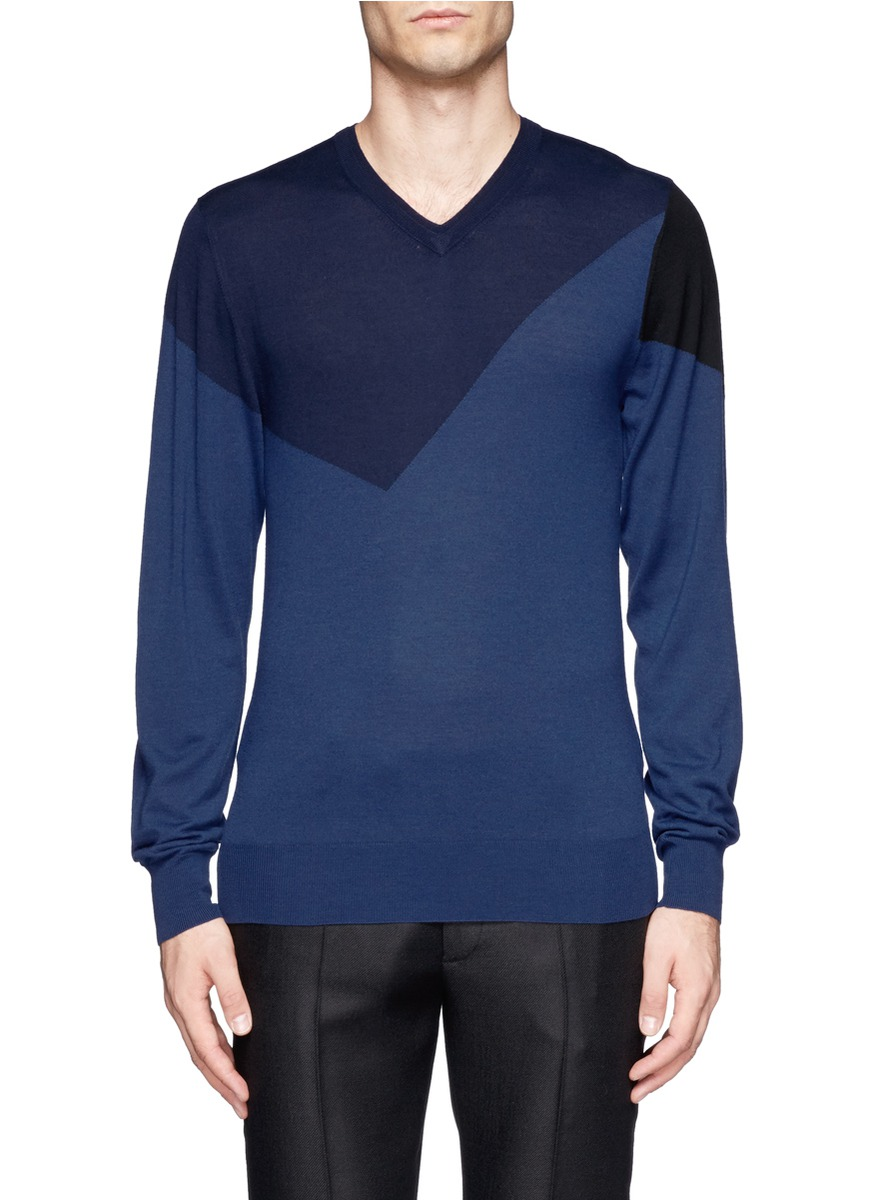 Wool Sweaters with Appearance of New