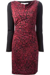Diane Von Furstenberg Kirby Dress - Lyst