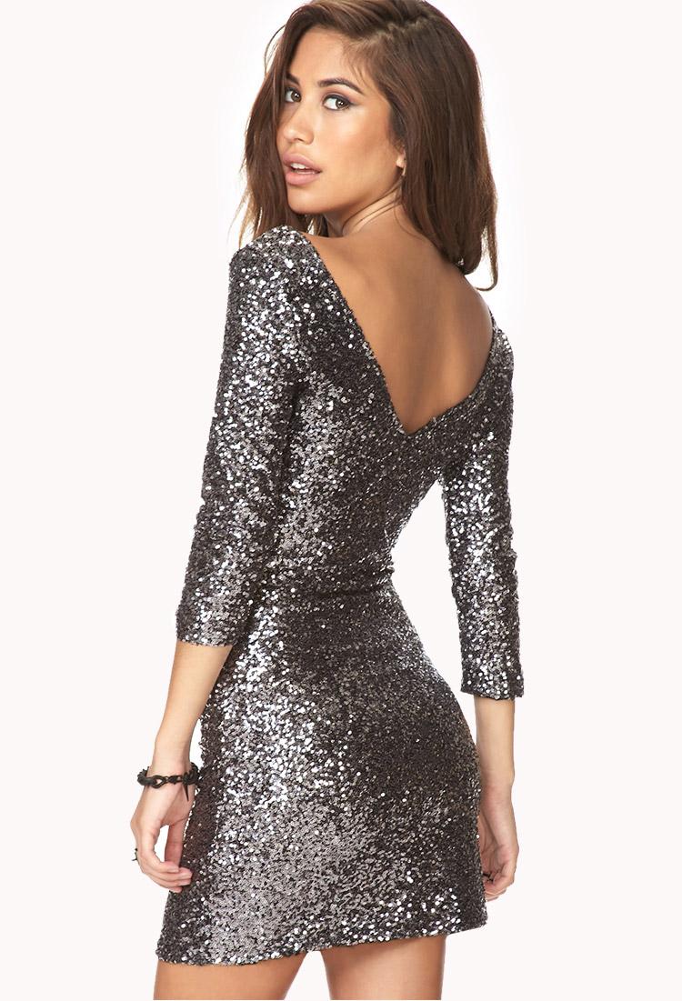 1405d67ff689 Long Sleeve Sequin Dresses Forever 21 Photo Dress Wallpaper Hd A