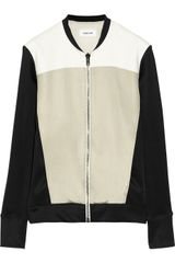 Helmut Lang Jersey and Ponte Jacket - Lyst