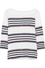 Lemlem Kululo Striped Cottonblend Tunic - Lyst