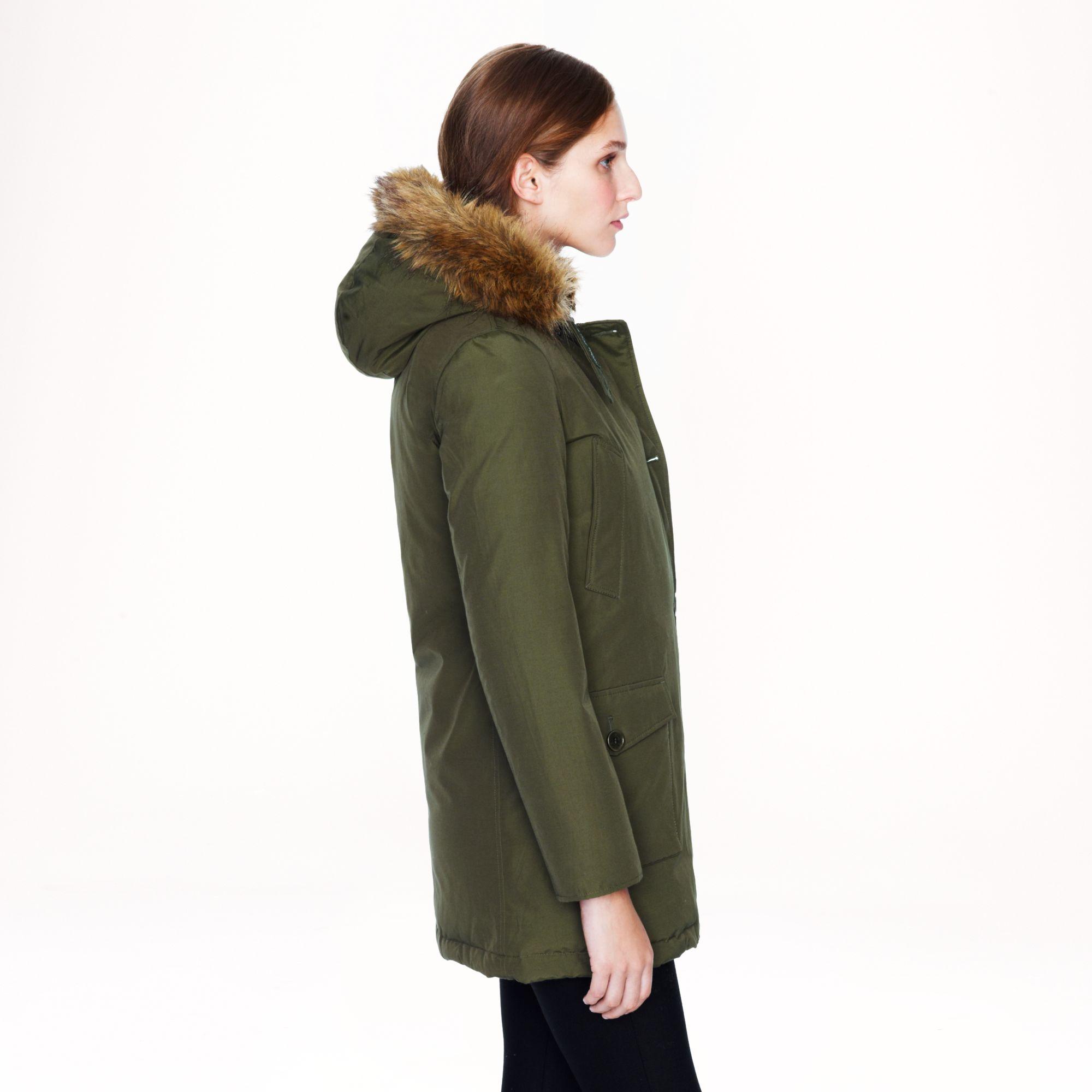 new concept 20911 3eb7a Woolrich John Rich & Bros Women's Parka abbotsburyplantsales ...