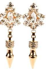 Mawi Drop Earrings - Lyst