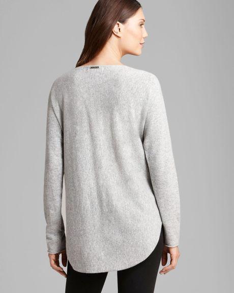 Sweater High Low Hem High Low Hem Sweater in