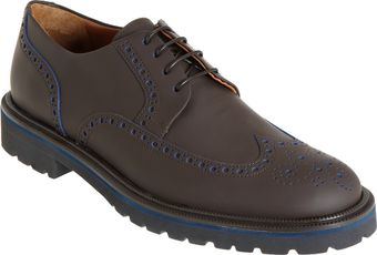 Sartore Edged Brogue - Lyst