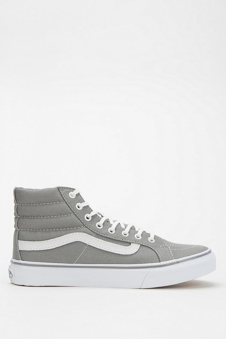 Vans Grey High Tops