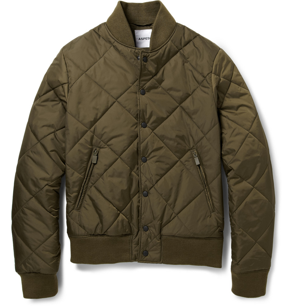 Quilted Flight Jacket | Fit Jacket : quilted flight jacket - Adamdwight.com
