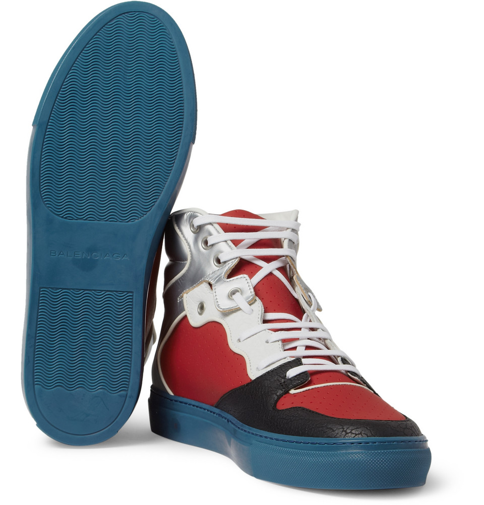 Balenciaga Shoes 2013 Balenciaga Sneakers Me...