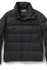 Bottega Veneta Downfilled Quilted Jacket - Lyst