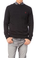 Fred Perry Jumper - Lyst