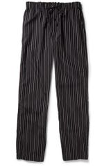 Hanro Striped Cotton Pyjama Bottoms - Lyst