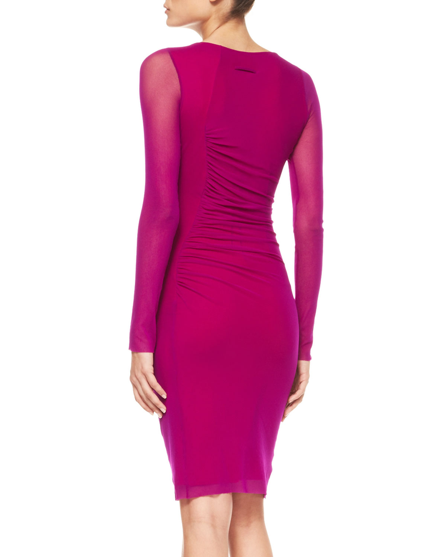 Pink Paul Dress