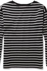 Margaret Howell Mhl Striped Fine Wool Sweater - Lyst