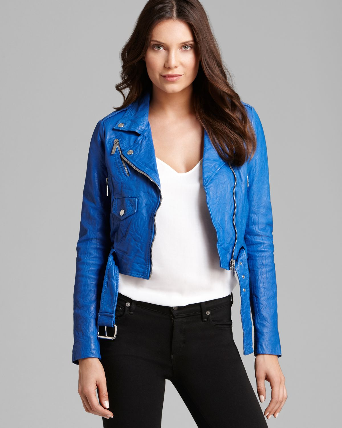 Find Blue Motorcycle Jackets at J&P Cycles, your source for aftermarket motorcycle parts and accessories.