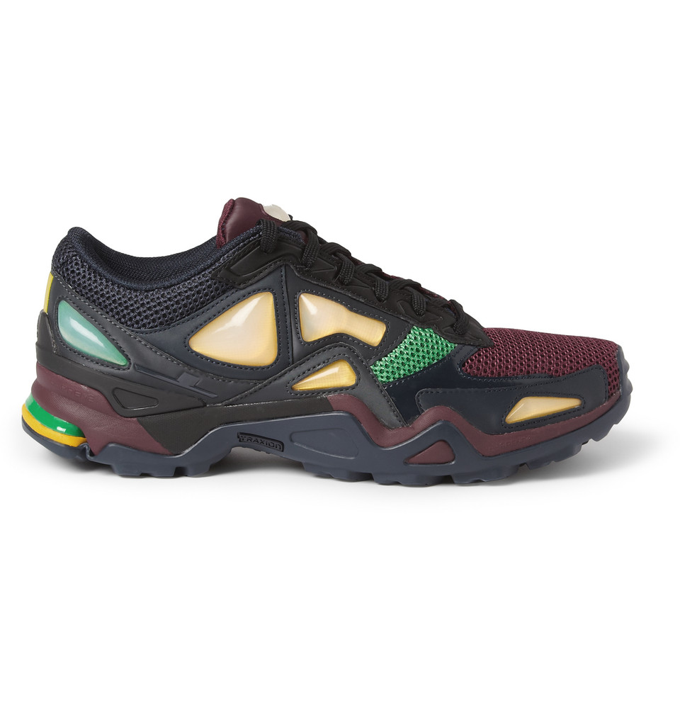Raf simons sneakers red