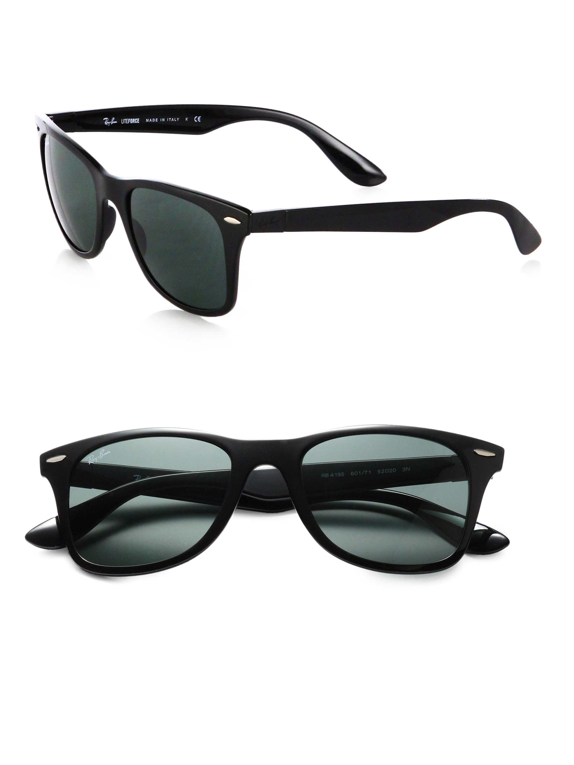 Lyst - Ray-Ban Sunglasses in Green