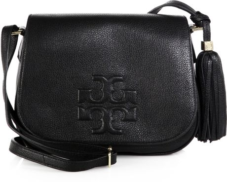 40194349c Tory Burch Thea Leather Fringe Crossbody Bag | Stanford Center for ...