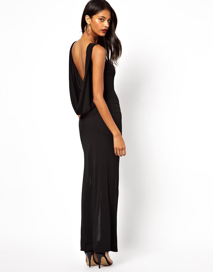 back quick marcus dress th neiman drapes look drape mk
