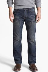 Big Star Division Straight Leg Jeans - Lyst