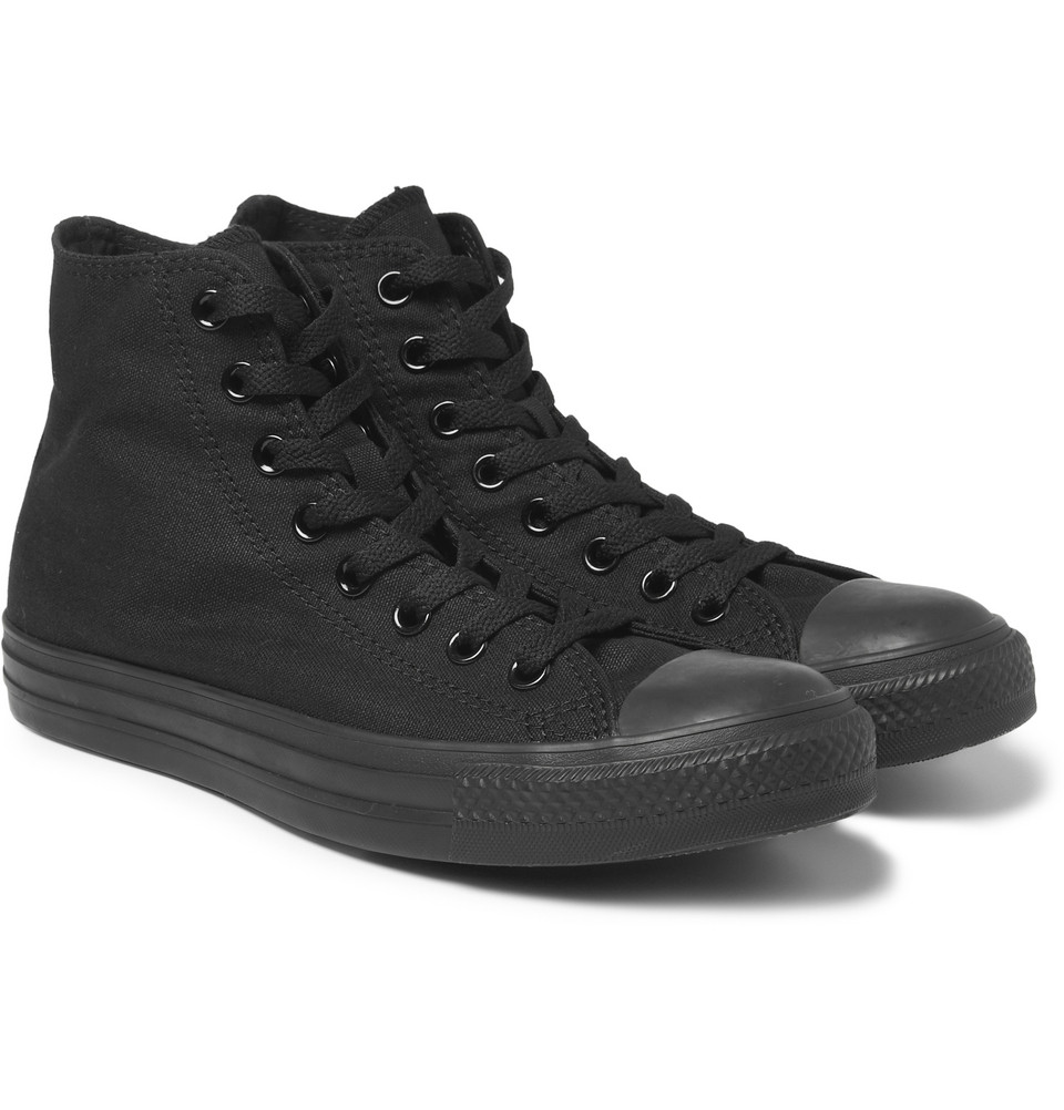 Lyst Converse Chuck Taylor Canvas High Top Sneakers In