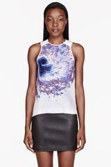 Dion Lee Tank Top - Lyst