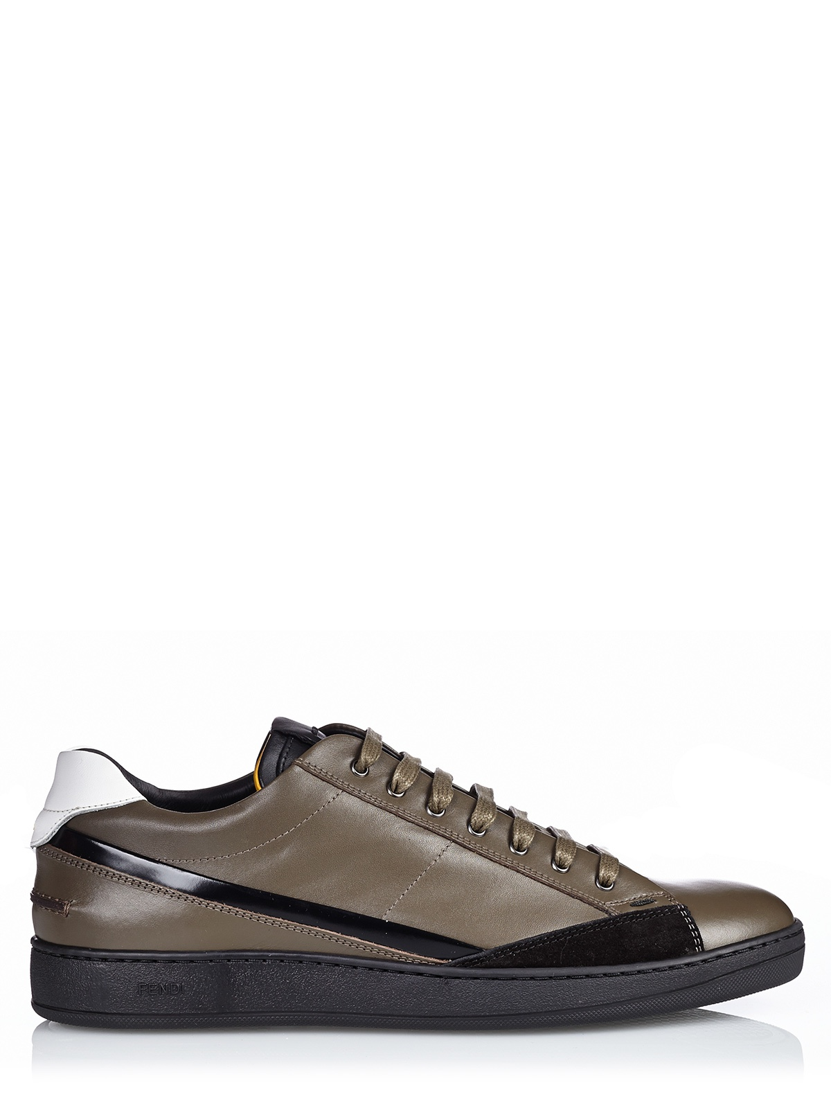 fendi shoes in green for olive lyst