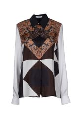 Givenchy Long Sleeve Shirt - Lyst