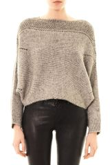 Helmut Lang Polar Bay Alpacablend Sweater - Lyst