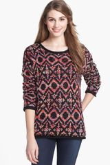 Jessica Simpson Valleys Sweater - Lyst