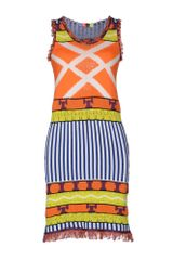MSGM Short Dress - Lyst