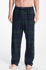 Polo Ralph Lauren Flannel Lounge Pants - Lyst