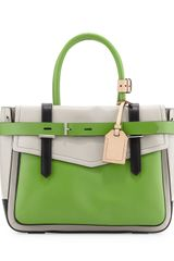 Reed Krakoff Boxer Colorblock Tote Bag - Lyst
