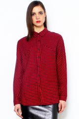 Glassworks Oversized Lumberjack Shirt - Lyst