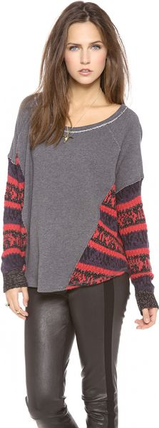 Free People Beautiful Sinner Pullover - Lyst