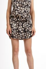 Thakoon Addition Jewel Print Sleeveless Romper - Lyst