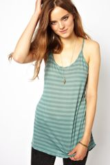 2nd Day Habba Stripe Tank Top - Lyst