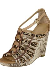Cole Haan Air Minka Huarache Wedge Sandal - Lyst