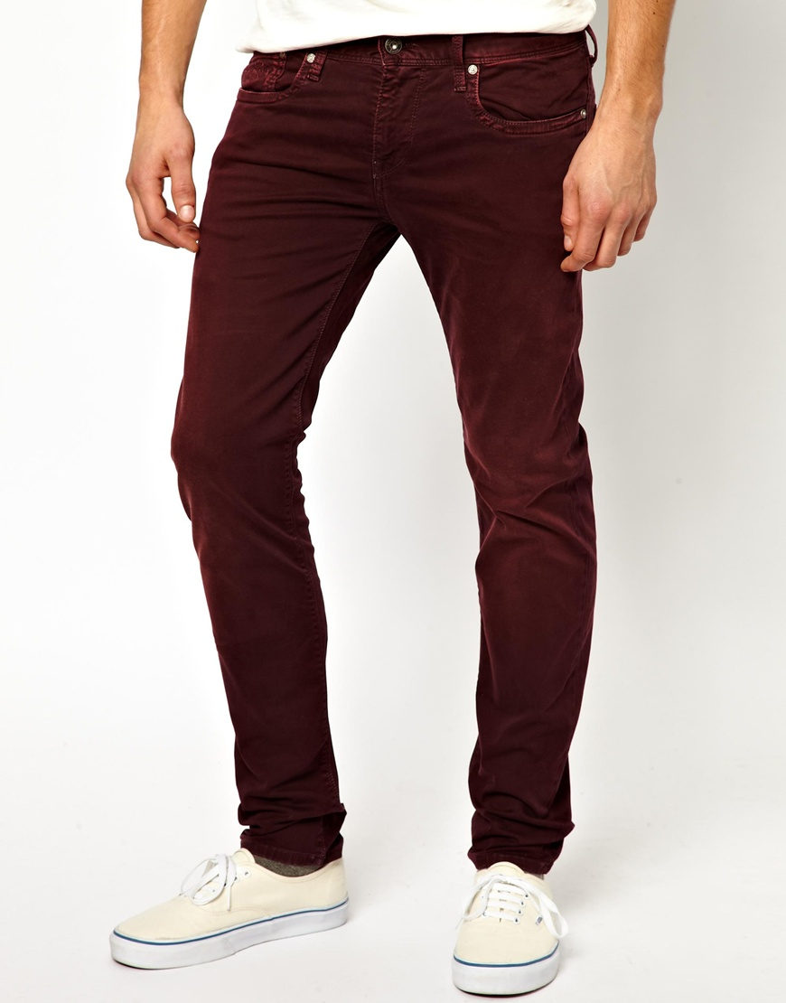 Pepe Jeans Junior Boy: Pepe Jeans Pepe Jean Hatch In Red For Men
