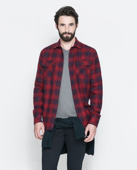 How do women like men in girlsaskguys for How to wear men s flannel shirts
