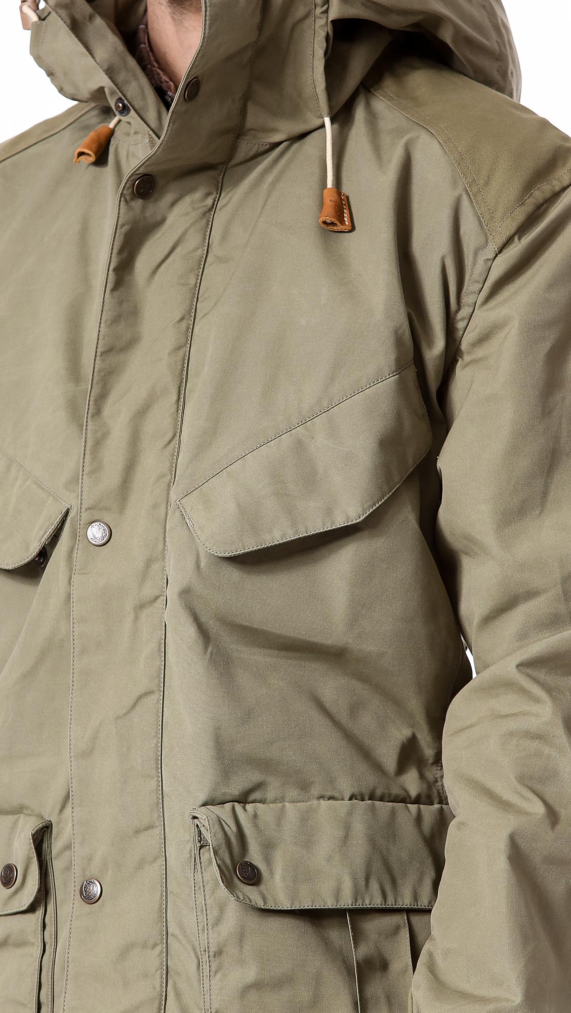 Fjallraven Jacket No 68 In Green For Men Lyst