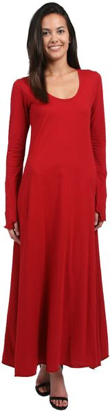 Tysa Perfect Thumbhole Dress - Lyst