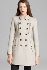 Burberry Brit Winsleigh Coat - Lyst