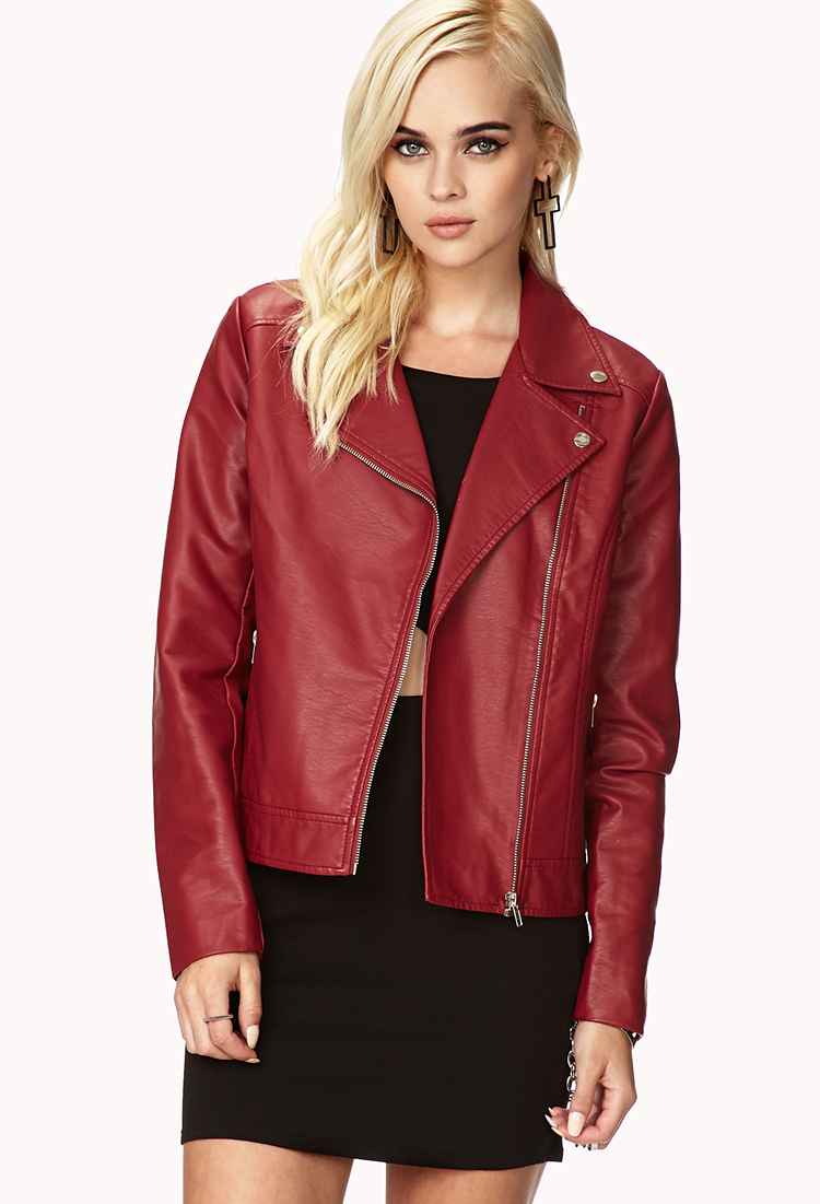 Leather Jacket For Girls Forever 21
