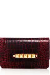 Henri Bendel Carlyle Wallet On A String - Lyst