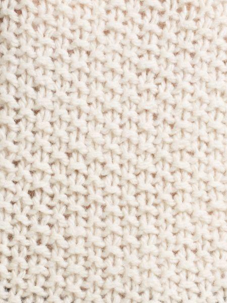 Jigsaw Chunky Moss Stitch Jumper in Beige (Cream) Lyst