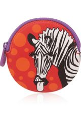 Marc By Marc Jacobs Printed Neoprene Coin Purse - Lyst