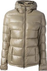 Aspesi Padded Jacket - Lyst